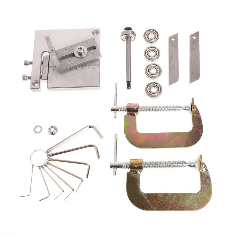 Coupeur de sangle en cuir séparateur ceinture de séparation outil de coupe Machine pour poignée de sac sangles de guitare Bracelet professionnel