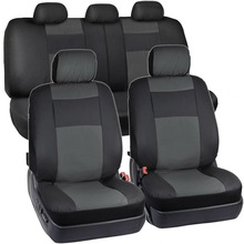 The new luxury PU car universal seat covers are used for gift most seats waterproof interiors.