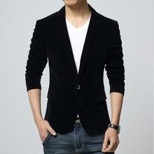 2019 Men Blazer Casual New Spring Fashion Brand High Quality