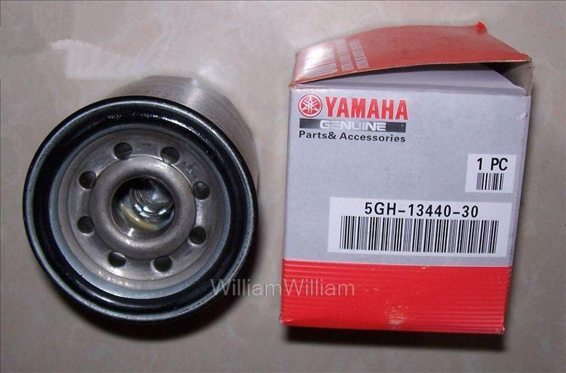 Подвесным мотором Yamaha масляный фильтр 5GH-13440-30