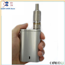 e cigarette Flask DNA Box Mod with 50W temperature control for Dual 18650 battery large smoke electronic vs dna 75