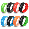 2016 High Quality W9 Smart Bracelet Bluetooth Wristband Fitness Activity Pedometer IP67 Water Smart Outdoor Wistbands CA1T
