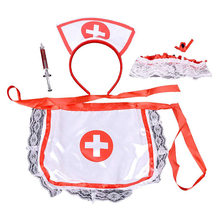 Kids Pretend Play Doctor Set Nurse Costume Injection Medical Kit Role Play Classic Toys Simulation Doctor Toys for Children J75(China)