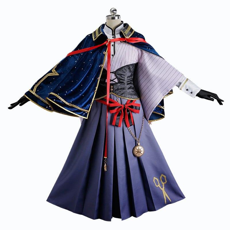 [Dec.STOCK]Anime Rozen Maiden Souseiseki 15th Anniversary Taisho Kimono Dress Uniform Halloween cosplay costumes for women