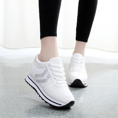 ON sale New 2016 Fashion Flats Women Trainers Breathable Sport Woman Shoes Casual Outdoor Walking Women Flats Zapatillas Mujer
