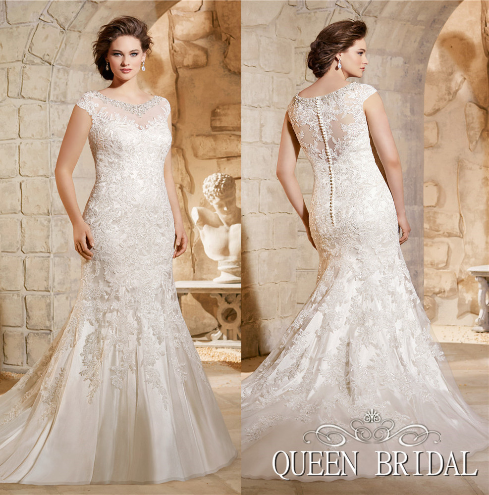 Online Buy Wholesale wedding dresses plus size women from China ...