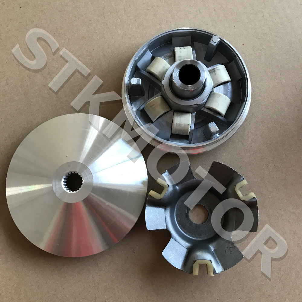 Back To Search Resultsautomobiles & Motorcycles Industrious Drive Clutch Gy6 125cc 150cc Variator 157qmj Atv Quad Go Kart Scooter Hammerhead Taotao Sunl Kazuma