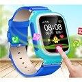 2017 g7 pantalla táctil de colores smart watch niño sos call Localizador Dispositivo Perdida Anti del Recordatorio Del Bebé Niños de Seguridad Inteligente reloj