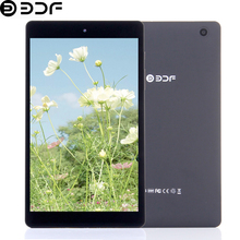 BDF Android Tablet 8 Inch Android 6.0 Quad Core 1280x800 IPS LCD Tablet WiFi 1G+16G Dual Camera Free Shipping 7 8 9 10 Inch