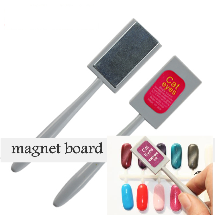 Magnet Stick Tools for Cat Eye Nail Gel Polish Varnish Manicure ...