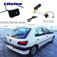 Liislee Rear View Camera Peugeot 306 5D Hatchback Estate 1993~2002 WaterProof Night Vision Car camera