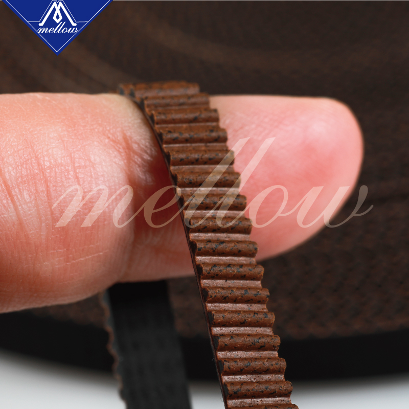 5m//10m GT2-6mm Open Timing Belt Width 6mm Belt Rubbr Fiber Glass For 3D printer