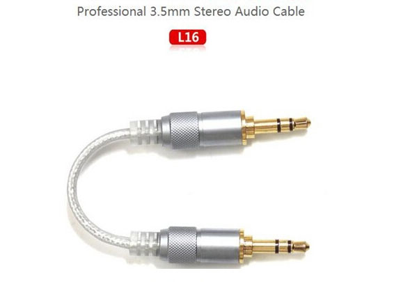 Original fiio L16 - Professional 3.5mm Stereo Audio Cable laete l16 143 1