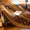 Марокканский дизайн  Скандинавское Гари  одеяло для дивана  геометрический Коврик для гостиной  спальни  покрывало  пылезащитный чехол  ска...