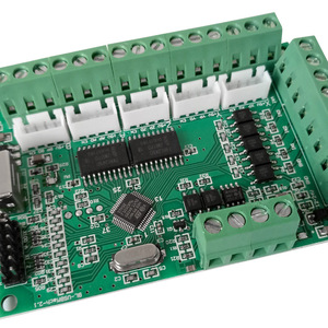 Image 4 - Driver board CNC USB MACH3 100Khz breakout board 5 axis interface driver motion controller