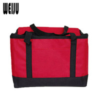 Hot Sale Cooler Bag Folding Insulation Large Meal Package Lunch Picnic Bag Insulation Thermal Insulated Waterproof