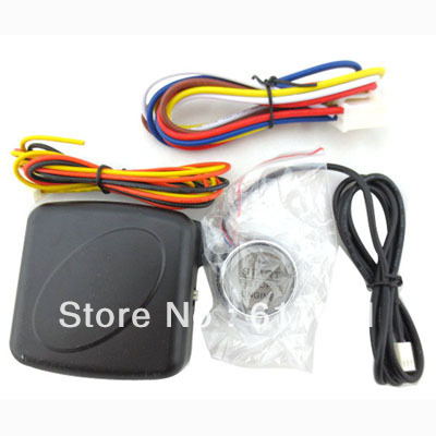 Car Keyless Go System Car Button Start/Push Start/One Key Start KG03