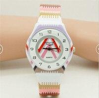 Willis Children Watch Brand Fashion Casual Watches Quartz Wrist Watch Waterproof Jelly Kids Clock Boys Girls