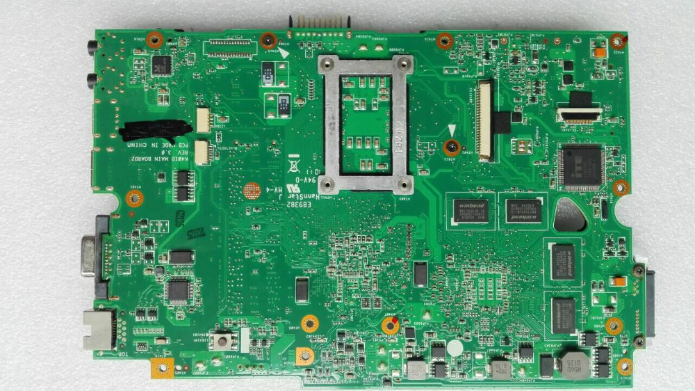 K40in main board схема