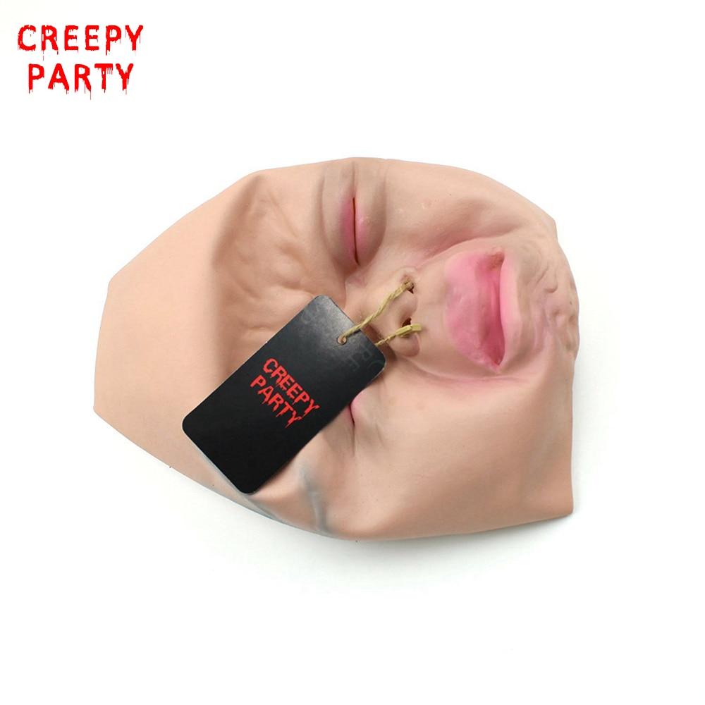 Halloween Bulgarian Party Mask