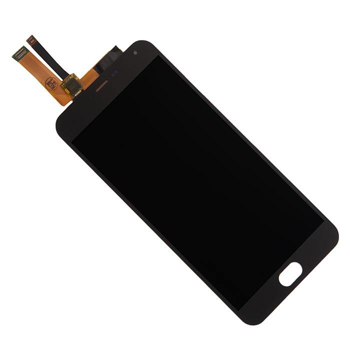 display assembly with touchscreen for Meizu for M2 Note, Black
