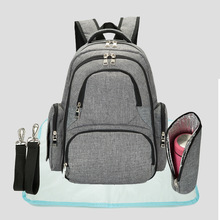 Diaper Bag Fashion Mummy Maternity Nappy Bag Brand Baby Travel Backpack Nappy Organizer Fashion Diaper Bag For Baby Stroller