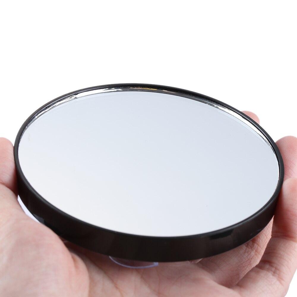 Schönheit & Gesundheit 1 Pcs Make-up Spiegel 3/5/10x Vergrößerungs Spiegel Mit Zwei Saugnäpfe Kosmetische Werkzeuge Runde Spiegel Vergrößerung Tragbare Jade Weiß Schminkspiegel