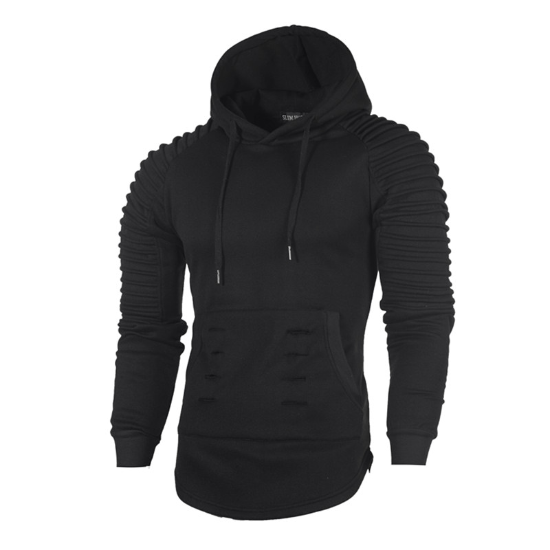 Slim Hoodies