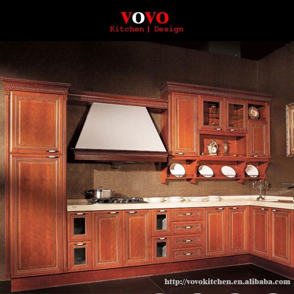 residentiel cuisine armoire cerise couleur dans armoires de cuisine de renovation sur aliexpress com alibaba group