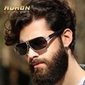 Aoron óculos polarizados uv400 óculos de lazer dos homens design clássico óculos oculos masculino legal óculos acessórios 8516