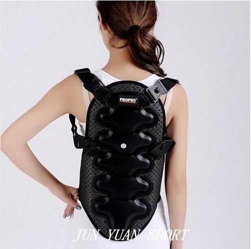 ФОТО High Quality,Motorcycle Motocross MTB Bike Snowboard Ski Back Spine Support Protector Pad Armor Guard Protective Gear