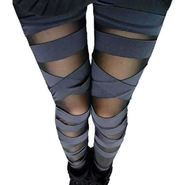 Bandage Leggings Charming Legging
