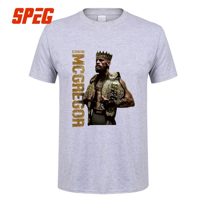 T Shirts Notorious The King Of Conor Mcgregor Mma Men S