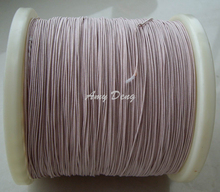 500meters/lot  0.07×7 shares its antenna Litz strands of polyester envelope is sold by the metre copper wire