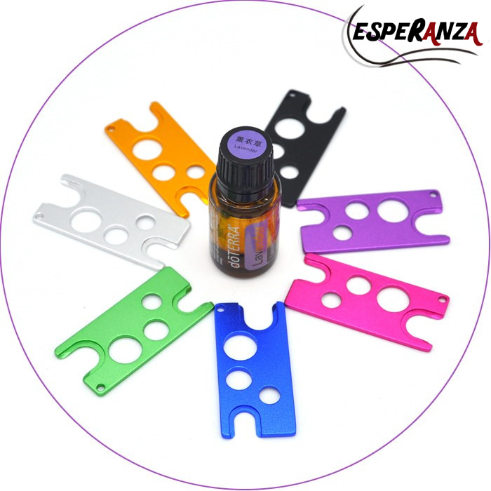 Essential Oil Steel Opener Key Tool Remover For Roller Balls And Caps Bottles Steel Opener Roller Bottle Corkscrew Tool