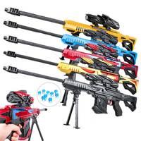 Plastic Safe Gel Ball Gun Weapon Pistol Water Paintball Airsoft Air Guns Bullet Gun Kid Boys Gift Outdoor Game Toys For Children