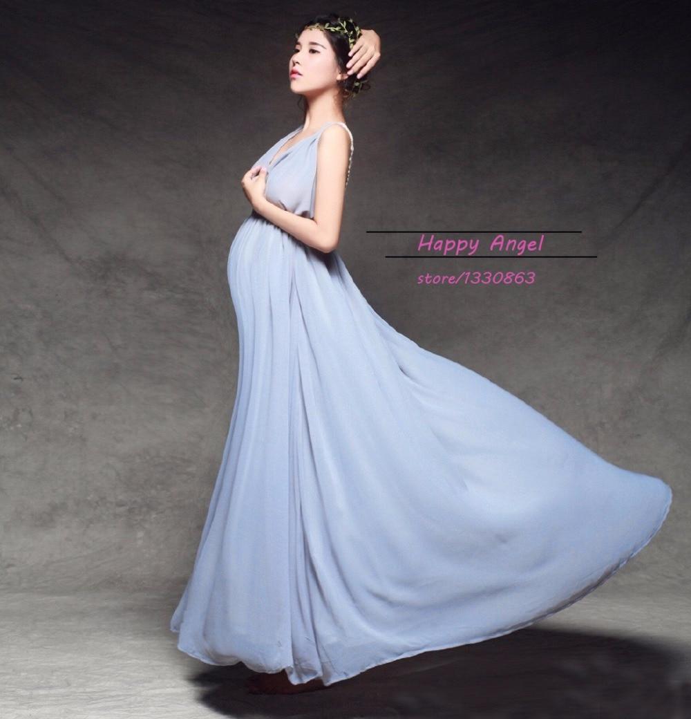 Елегантни майчинство бременни жени - Бременност и майчинство - Снимка 3