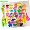 45pcs Set Plastic Magnetic Fishing Toys Set Game 2 Poles 2 Nets 41 Magnet Fish Indoor