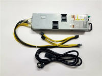 Switching Power Supply Output 835W 12V 4 PCS 6PIN USE FOR ANTMINER S5 PinIdea 450M PinIdea