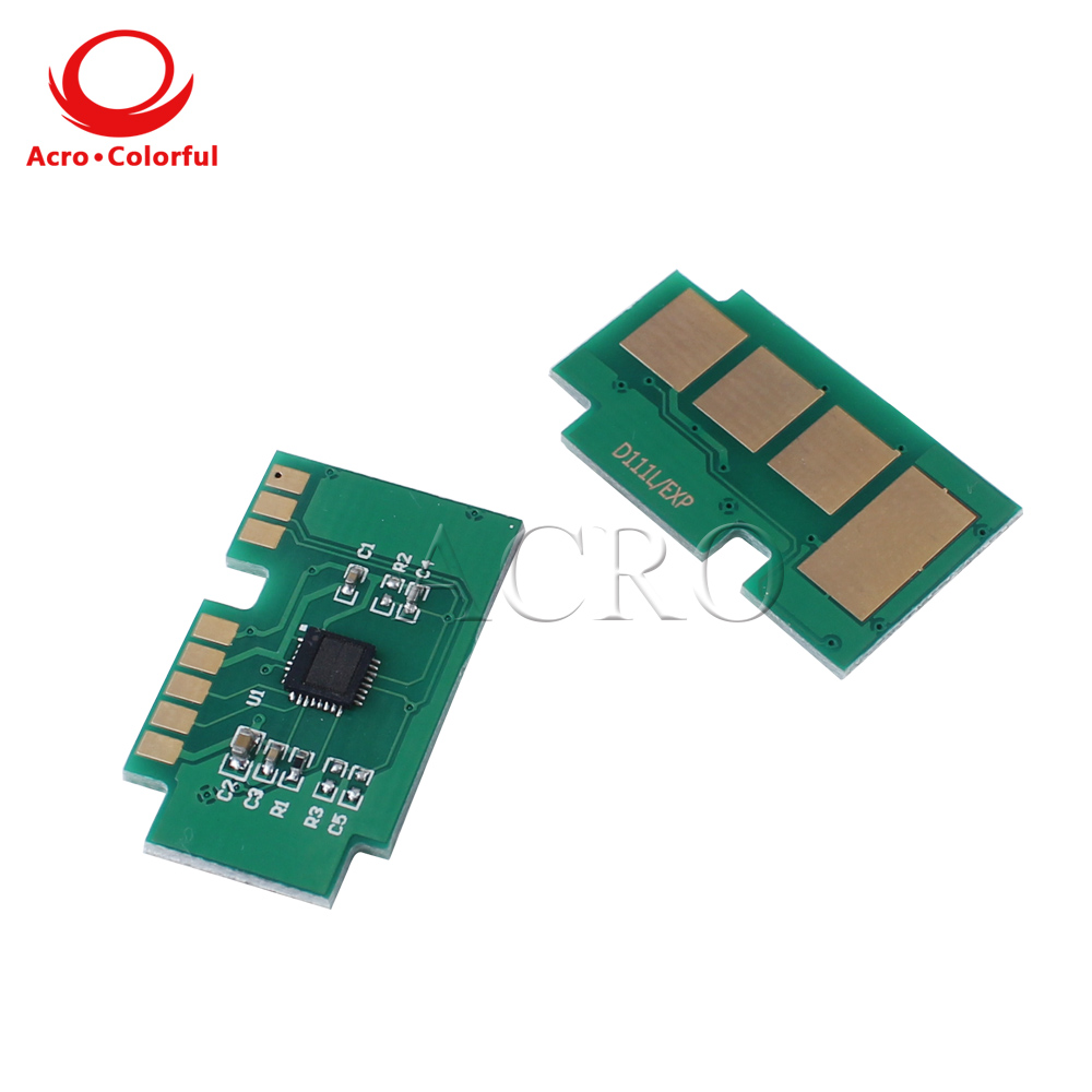 4K MLT D118L Toner chip for Samsung Xpress M3015DW xpress 3065 laser printer cartridge refill in Cartridge Chip from Computer Office