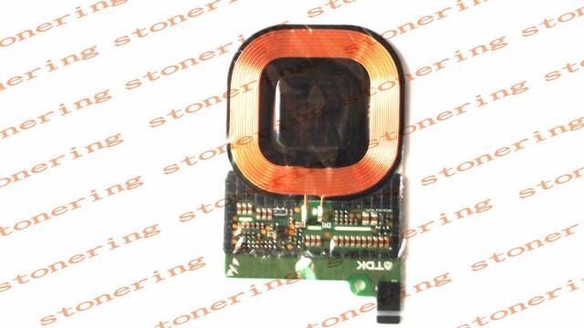 Bobina de Carga inalámbrica Cargador Flex Cable Cinta Para Nokia Lumia 920 920 T Phi teléfono Celular del Envío libre con el seguimiento número