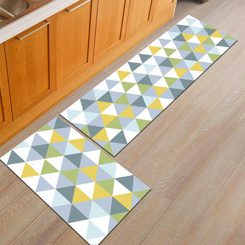 Zeegle Простой Личность коврик для Гостиная Кухня коврики не скользит диван стол ковры Спальня прикроватные коврики Ванная комната ковер