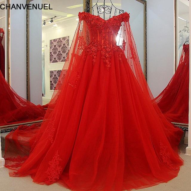 Robe de mariee rouge aliexpress