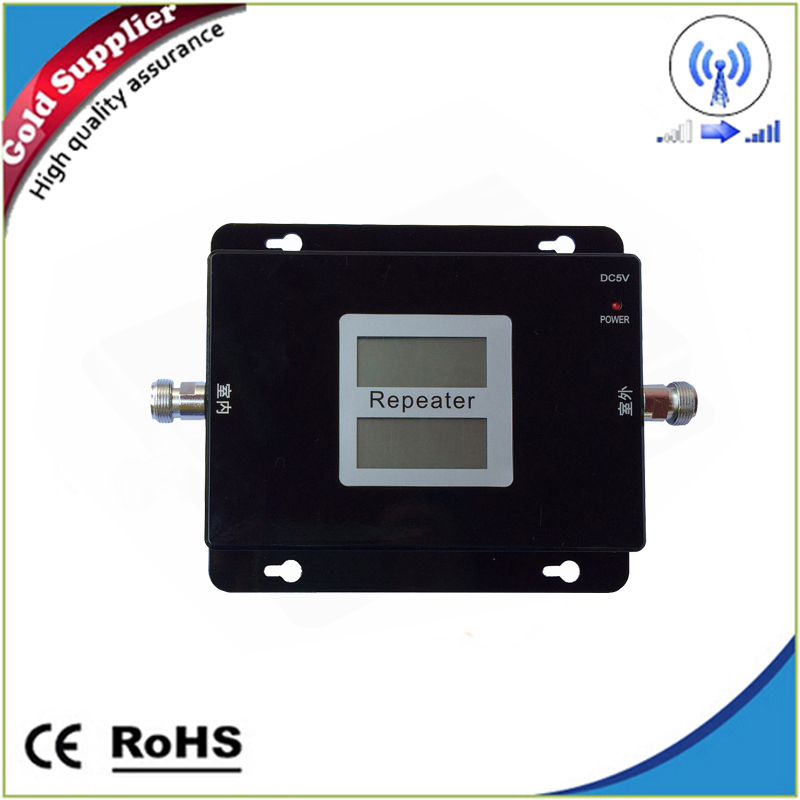 Wholesale Wireless Repeater CDMA PCS Repeater Mobile Phone Booster 850 1900 Repeater GSM 3G Dual Band Signal Amplifier