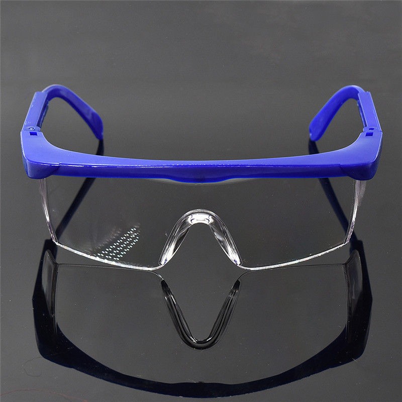 Dentist Glasses Dental Blue Protective Eye Goggles Safety Glasses Frame For Dentists Lab Dental Tools