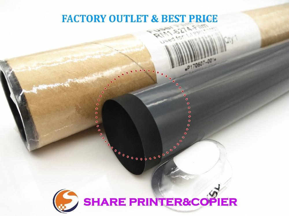 5 Original M525 P3015 black fuser sleeve film For HP P3015 P3015d P3015dn P3015n P3015x P3010