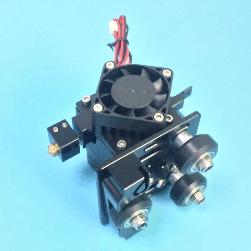 Titan Aero Extruder + Openbuilds V-Slot Sumbu X Slider F/AM8/Creality CR-10 CR10s ENDER-3 3 S Profil Aluminium Bingkai 3D Printer