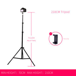Photography Tripod Light-Stand Reflector Background Softbox Photo-Studio Aluminum-Alloy