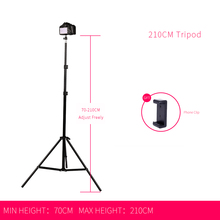 купить Photography Tripod Light Stand for Photo Studio Reflector Softbox Light Umbrella Background Video Lighting Studio Aluminum Alloy дешево