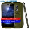 HOMTOM ZOJI Z6 IP68 Waterproof Smartphone Android 6 0 MTK6580 Quad Core HD Phone 1GB RAM
